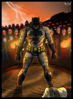 Batman: The Surgeon by SamGreenArt