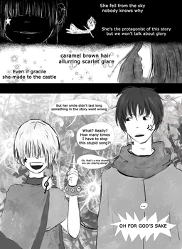 Falling Spica - Ch.1 - page 1 by Chocho-Takeda