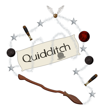 Quidditch by Blackmoonrose13