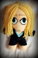 Tim Minchin Plushie by badhairday24