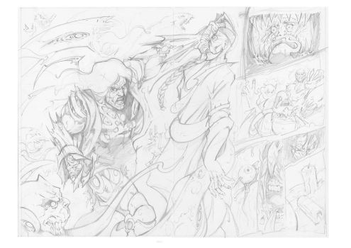Ultima Pencils by polacostyle