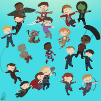 MCU by ArcherVale