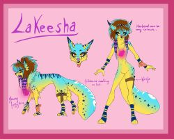 Contest Entry: Lakeesha by SodaButtles