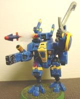 Scout Battlesuit-Front by Drknght61
