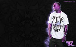 TK The Man himself - Wallpaper by Fraawgz
