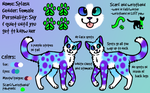 Splash reference updated by SplashKittyArtist