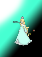Princess Cynthia by Lilith13thevampire