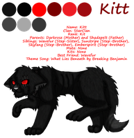 -Kitt Reference Sheet- by WaterPhoenixWarrior