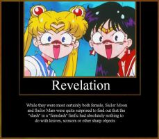Sailor Moon Revelations by Kalliana