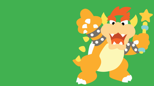 Paper Bowser by Oldhat104