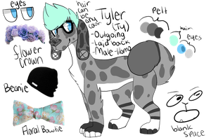 Tyler ref (NEW) by couqar