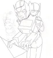 Ghosts of the past by G1-Ratbat