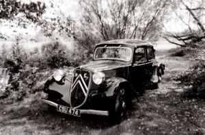 Traction Avant by Nelliehunter