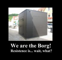 The Borg by Firedragon20