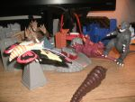 Toys - Giant Monsters All-Out Attack! by Burninggodzillalord