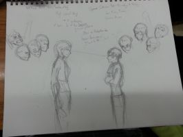 WIP - Attack on Eren! AMKE SKIT PREVIEW by 1HikariNaito1