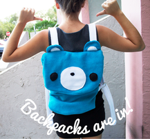 Kawaii Backpack by CosmiCosmos