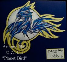 Finished Planet Bird 2011 by Rajah42