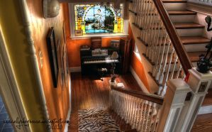 Kalish House HDR - Piano by ellysdoghouse
