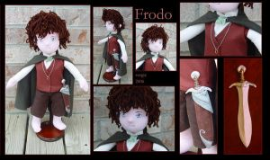 Frodo the Angsty by sorgie