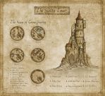 Guild's Tower by MaximePLASSE