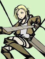 Annie Leonhardt by sweetsourcherry