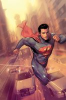 Action Comics #52 by LordofGoodness