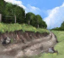 Rural Speed Paint by LJFHutch