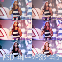 From PSD 11 to PSD 15 by HelloCupid
