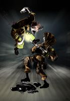 Close combat by Strelok1917