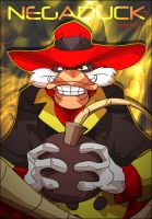 Negaduck Is Da Bomb by ElectricDawgy