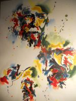 William Golding. by Addsy