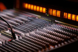 Mixing Table 5424044 by StockProject1