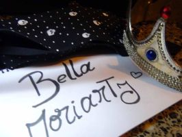 My name by BellaMoriarty