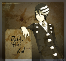 Soul Eater : Death the Kid by Osato-kun