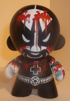 Immortal Munny by JasonMas