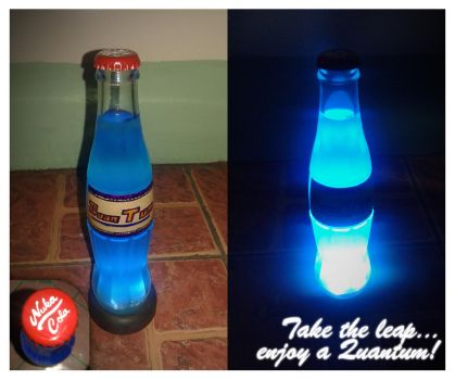 Nuka Cola Quantum by greenwillow13