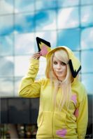 Pichu - Valentines day edition - photoshoot III by NightSky1357