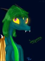 Serpenna Realistic Bust By Asktempestplz-d758n by serpenna