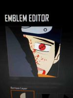 Obitos death. black ops emblem by SimpleTheSaviour