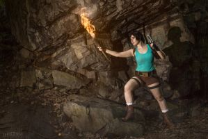 The Tomb Raider by SCARLET-COSPLAY