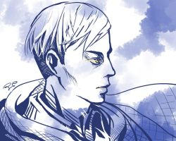 Erwin Smith by paula2836