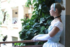 Balcony Cinderella by MariRainha