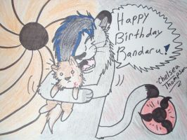 HAPPY BIRTHDAY RANDARU by boxes-of-foxxes