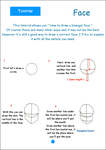 Tutorial face p1 by PhelRina