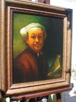Rembrandt by Norrad