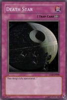 Death Star card by Mexicano27