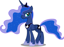 Vector #399 - Princess Luna #11 by DashieSparkle