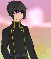 Lelouch I Love You by PlayDeadYo