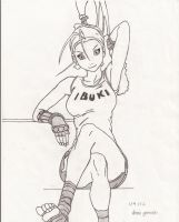 Ibuki by PyschoShocker